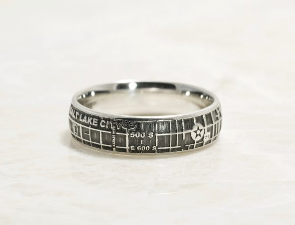 Map Your Life Ring